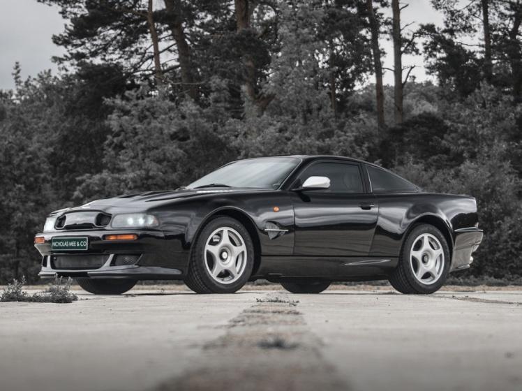 1999 Aston Martin Vantage LeMans
