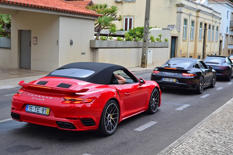 Porsche 991 Turbo S Convertible