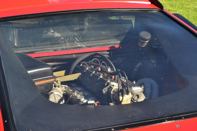 Lancia 037 Engine