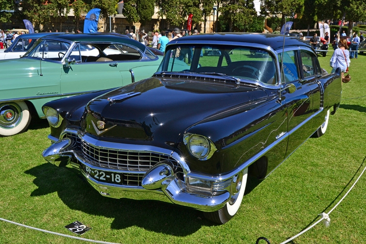 1956 Cadillac Series 62 Sedan