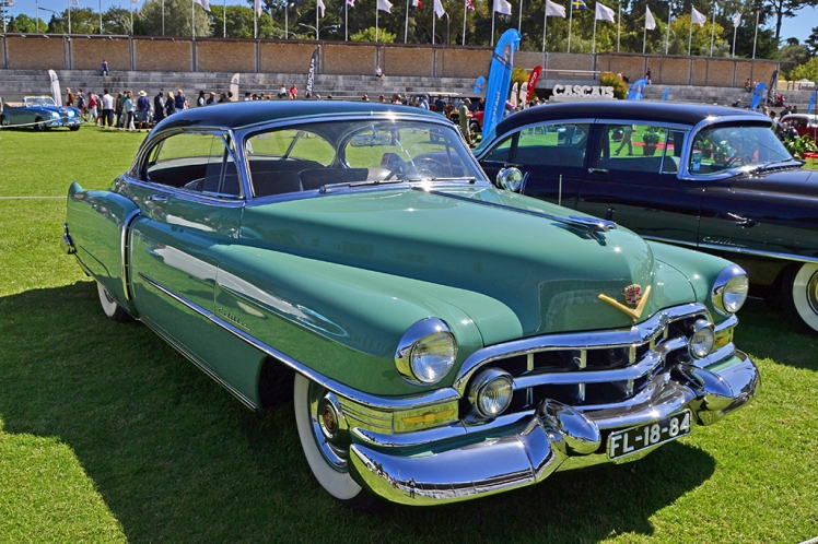 1952 Cadillac Series 62 Coupe