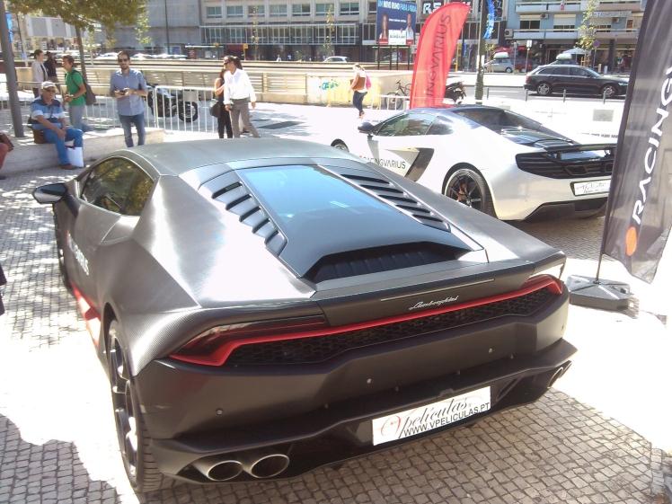 Lamborghini Huracán carbon
