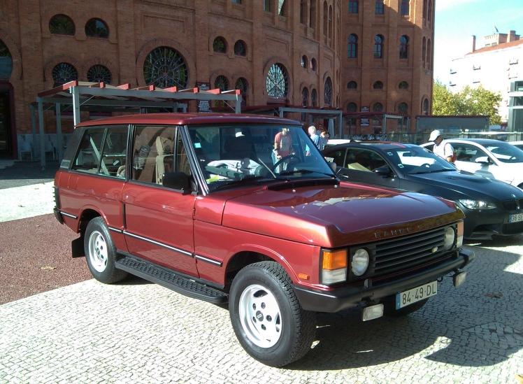Range Rover V8 classic