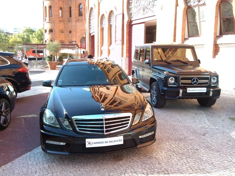Mercedes Benz E63 AMG Wagon