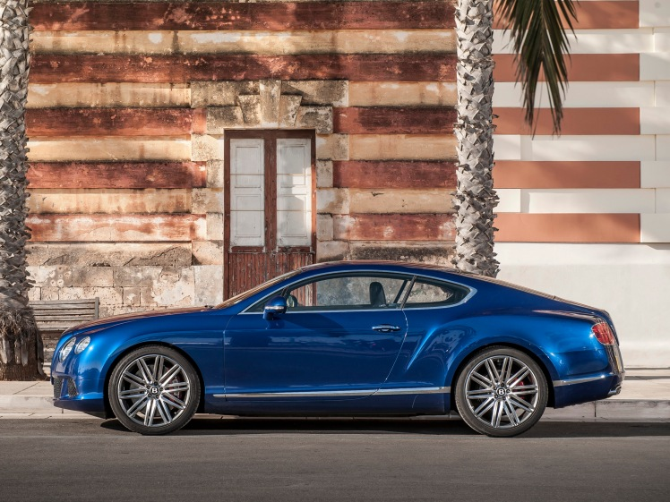 2012-2014 Bentley Continental GT Speed