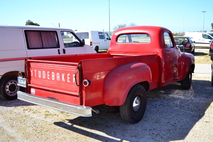Studebaker Pickup (Rear)