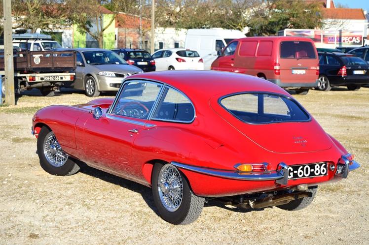 Jaguar E-Type Series 1 4.2 2+2 (Rear)