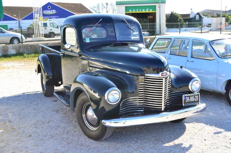 1947 International Harvester
