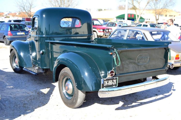 1947 International Harvester (Rear)