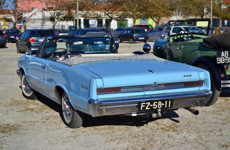 Pontiac GTO Convertible (Rear)
