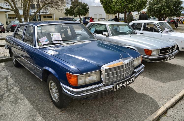 Mercedes 280SE & 350SLC