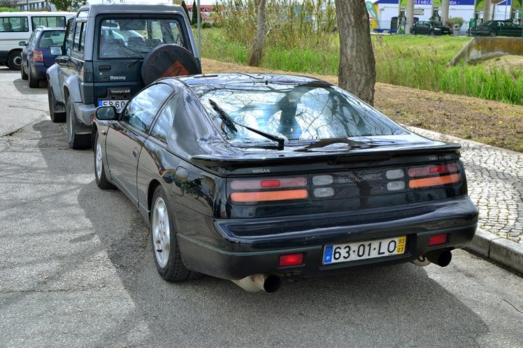 Nissan 300ZX Twin Turbo (Rear)