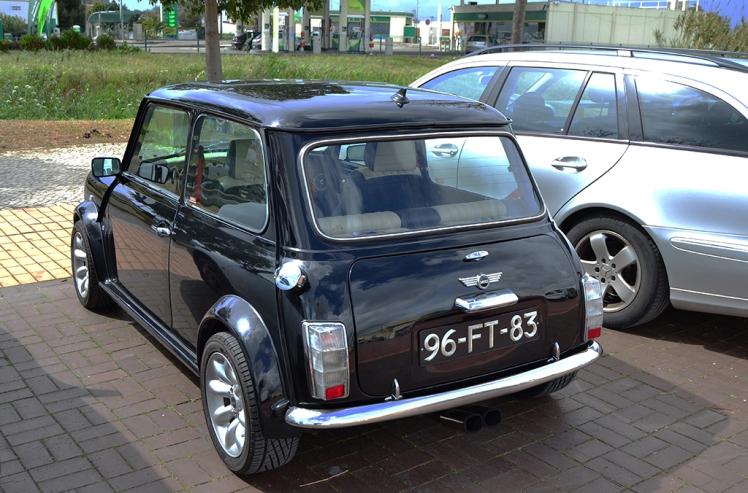 Classic Mini (Rear)