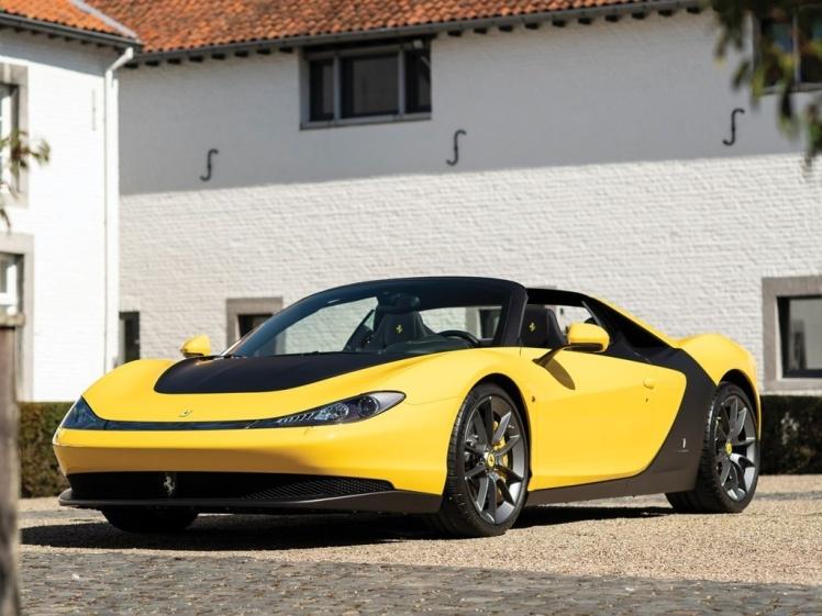 Ferrari Superfast Sergio