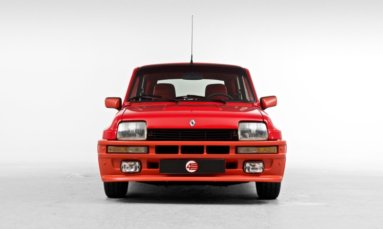 Renault 5 Turbo (front)