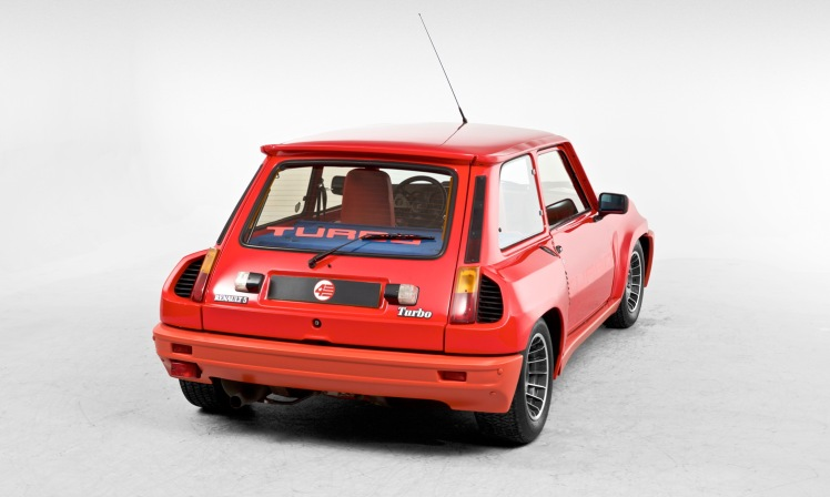 Renault 5 Turbo (rear)