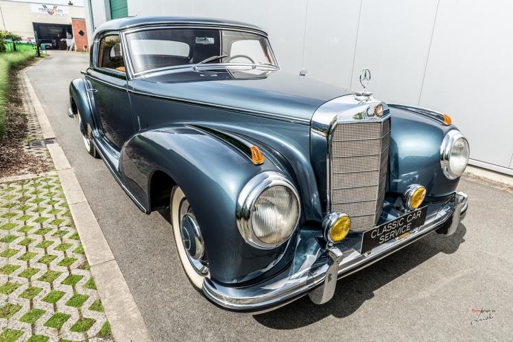 1953 Mercedes Benz 300 S