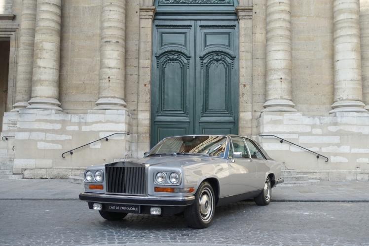 1978 Rolls Royce Camargue