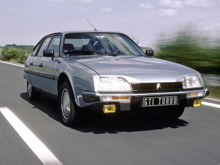 Citroen CX GTi Turbo