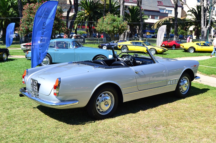 Alfa Romeo 2000 Spider Touring