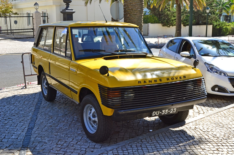 Range Rover Suffix A