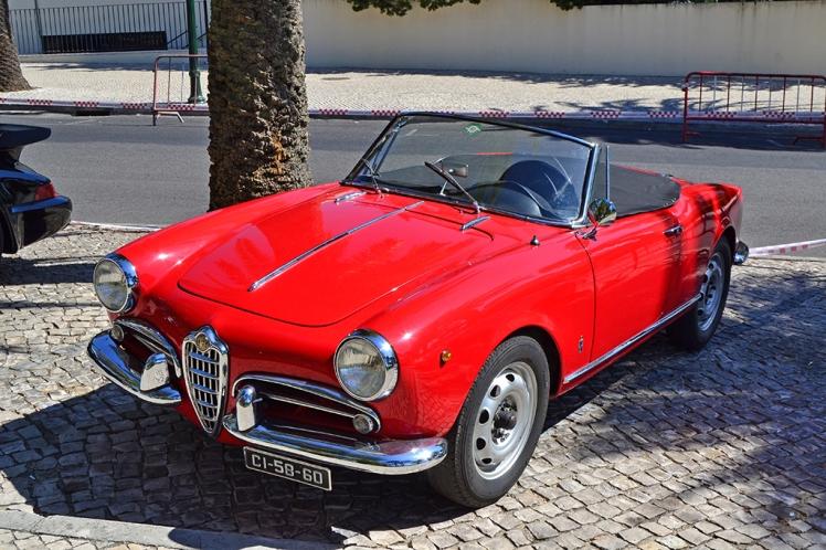 Alfa RomeoGiulietta Spider