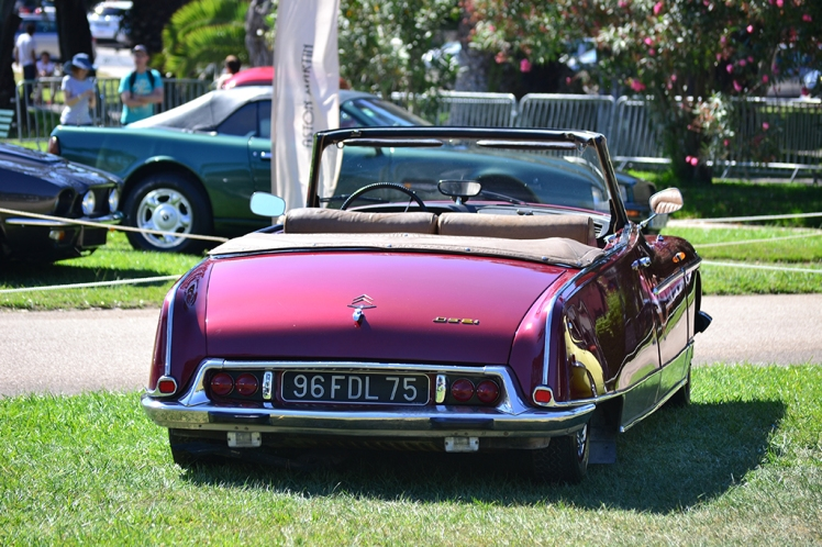 Citroen DS Chapron Palm Beach