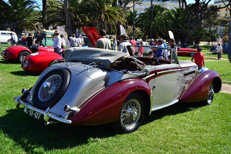 Delahaye 135 M Cabriolet Grand Luxe