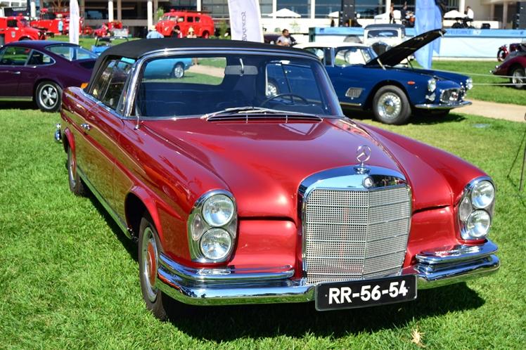 Mercedes Benz 280SE Cabriolet