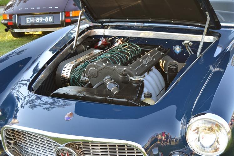Maserati 3500 GT engine