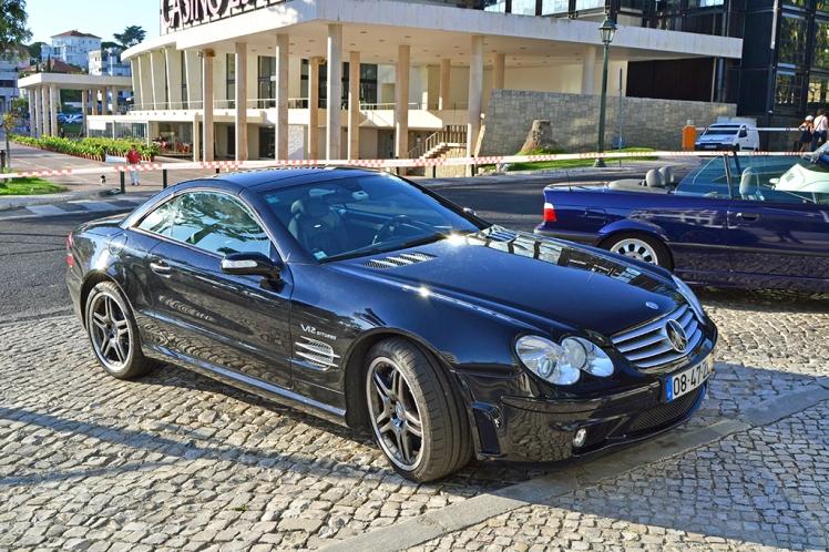 Mercedes Benz SL65 AMG R230
