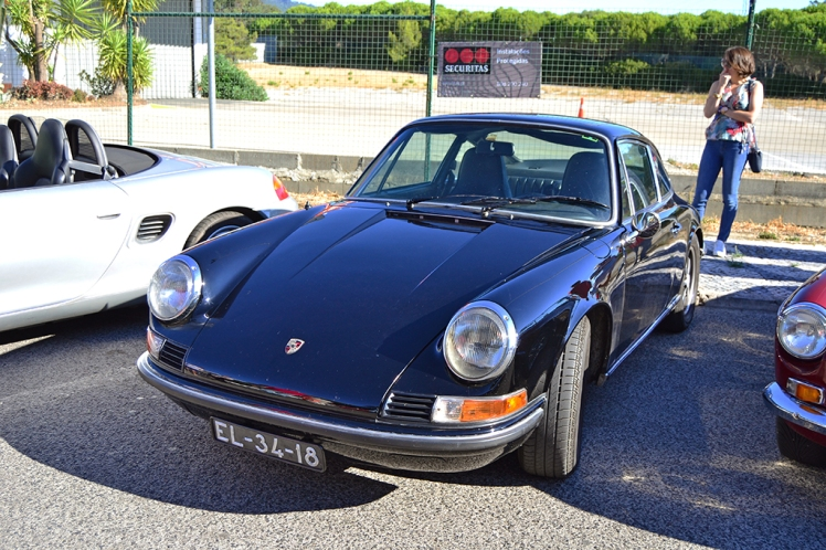 Porsche 911T 2.4