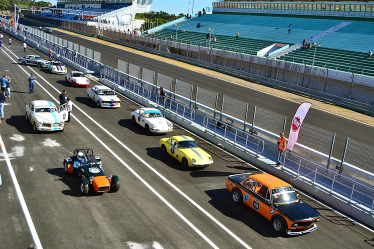 Estoril Classics Week corrida