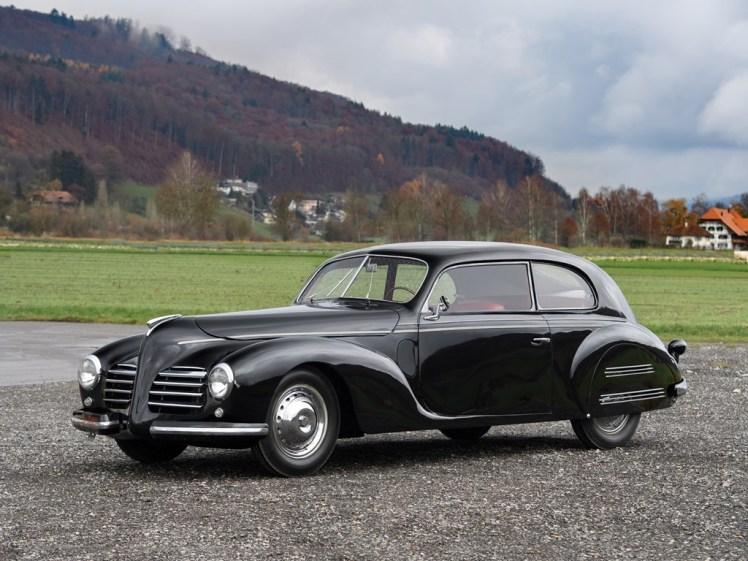 1940 fiat 2800 berlinetta