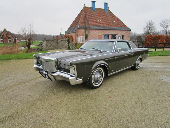 1969 Lincoln Continental Mk III