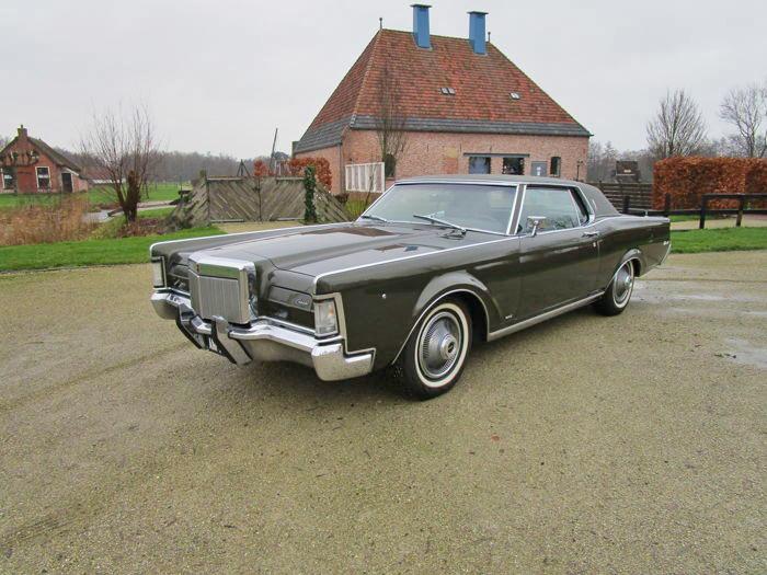 1969 Lincoln Continental Mk III