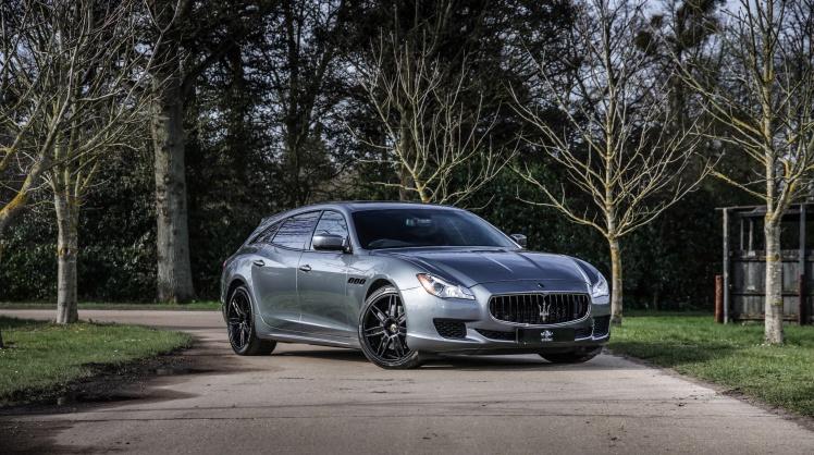 2016 Maserati Quattroporte Shooting Break