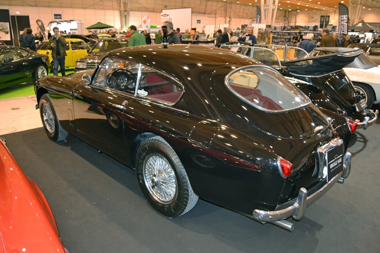 Aston Martin DB2 MKIII (rear)