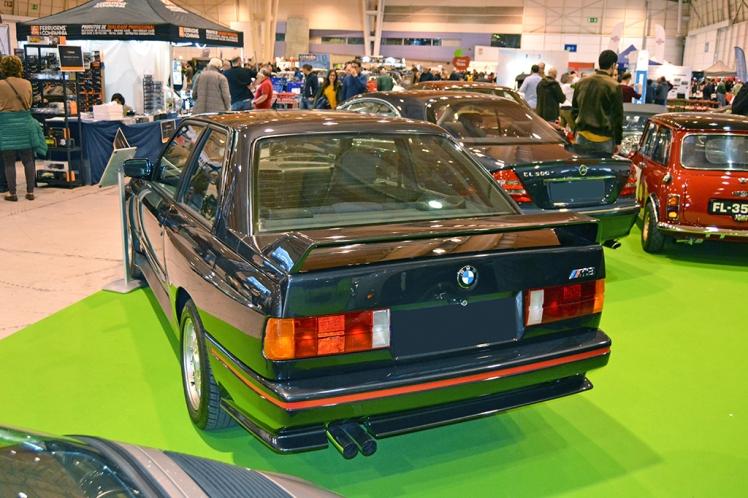 BMW E30 M3 (rear)
