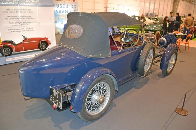 Bugatti 40 (rear)