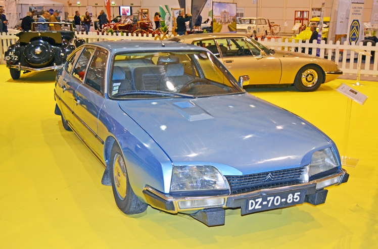 Citroen CX 2500 Pallas