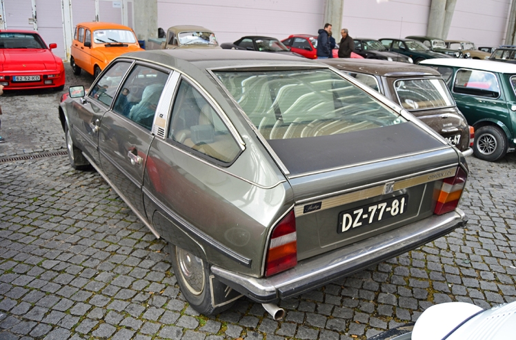 Citroen CX Prestige (rear)