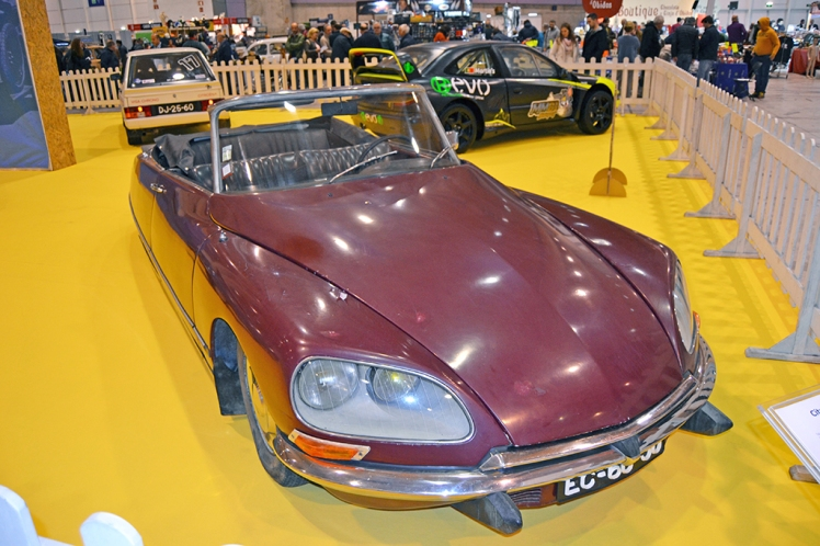 Citroen DS Chapron