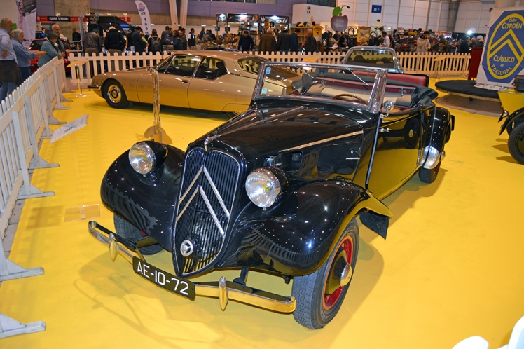 Citroen Traction Avant Decapotable