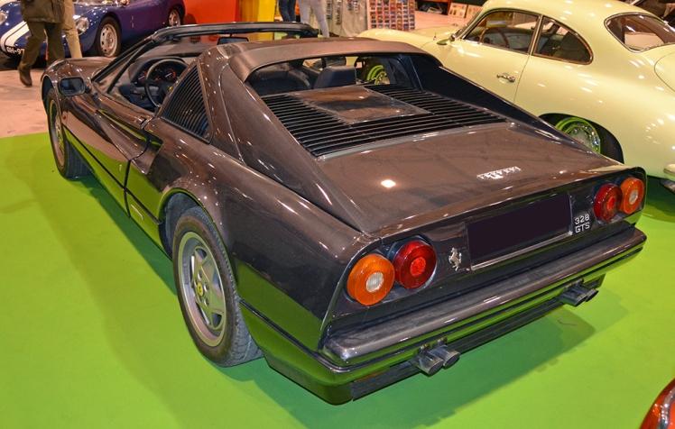 Ferrari 328 GTS (rear)