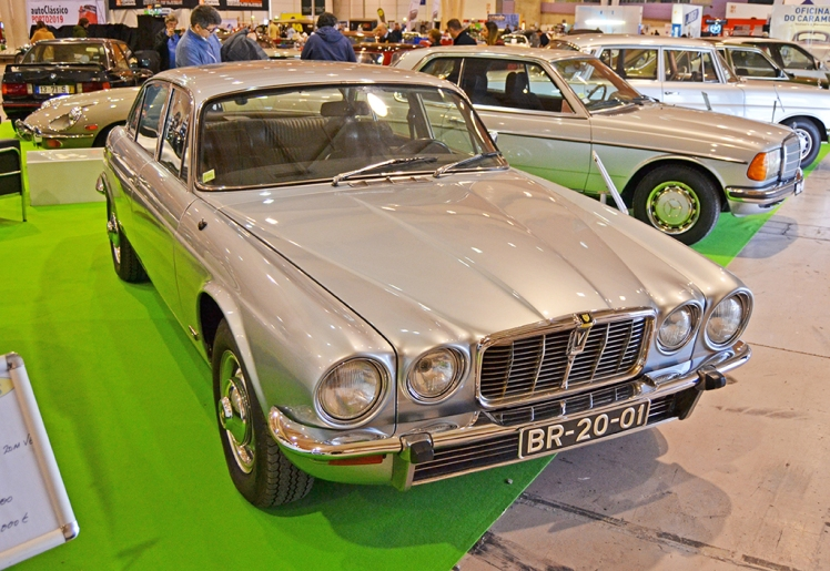 Jaguar XJ Series 2