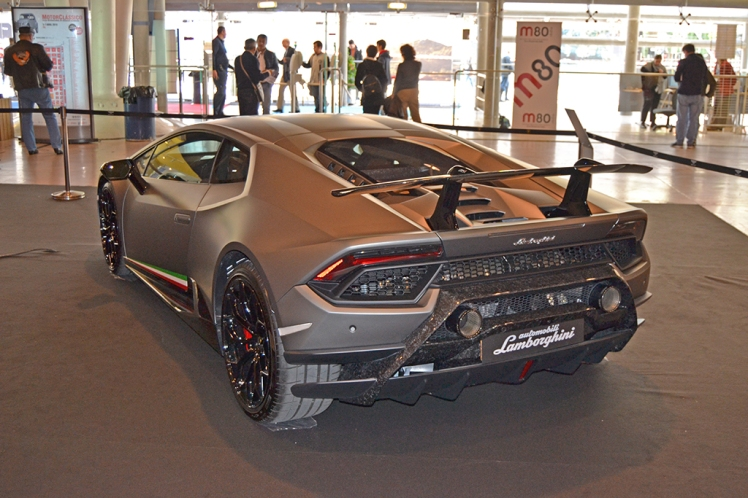 Lamborghini Huracan Performante (rear)