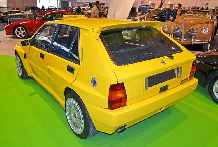 Lancia Delta Integrale Evo II (rear)