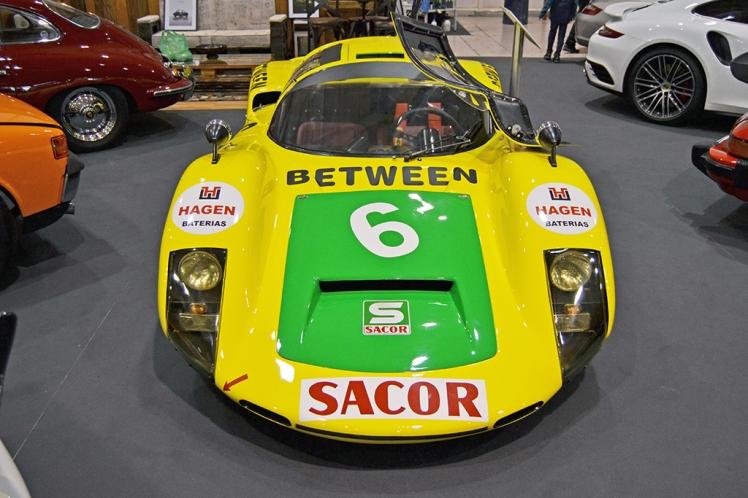 Porsche 906 (front)