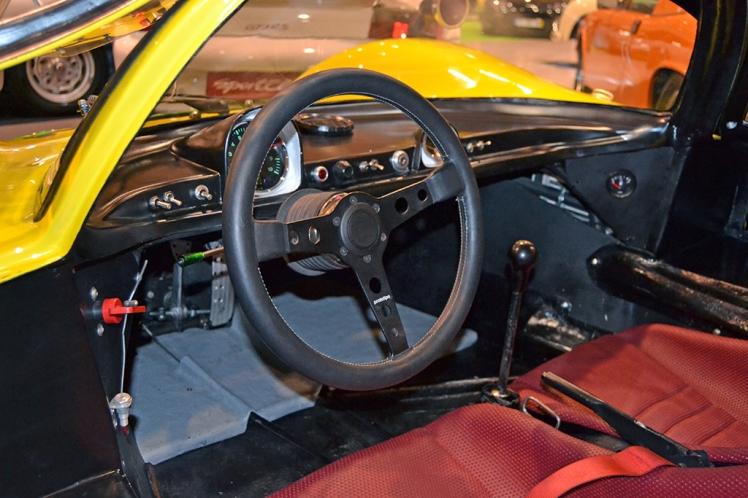 Porsche 906 (interior)